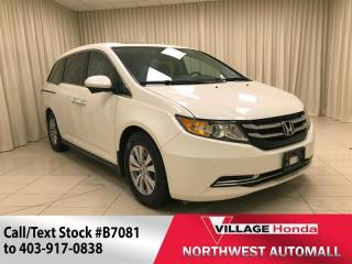 Used 2016 Honda Odyssey EX-L RES for sale in Calgary, AB