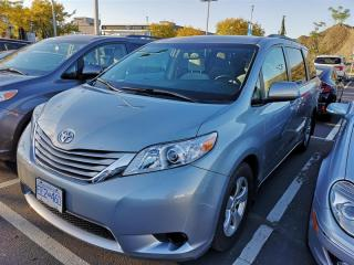 Used 2017 Toyota Sienna LE 8-Passenger V6. Balance Of for sale in Richmond, BC