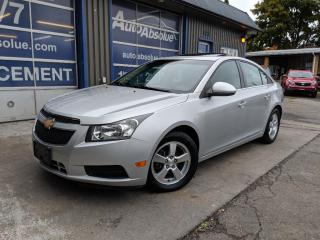 Used 2011 Chevrolet Cruze Lt Turbo + Mag for sale in Boisbriand, QC