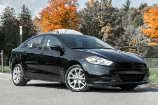 Used 2013 Dodge Dart SXT for sale in Norval, ON