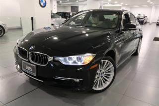 Used 2015 BMW 328i xDrive Sedan for sale in Newmarket, ON