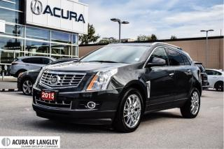 Used 2015 Cadillac SRX AWD PERFORMANCE for sale in Langley, BC