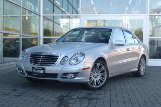 Used 2008 Mercedes-Benz E350 4MATIC Sedan Low Kms! for sale in Vancouver, BC
