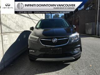 Used 2017 Buick Encore AWD Premium Leather, Sunroof, Bose Audio. Free Car-proof. for sale in Vancouver, BC