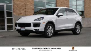 Used 2015 Porsche Cayenne DIESEL for sale in Vancouver, BC