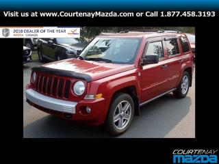 Used 2007 Jeep Patriot Limited 4WD for sale in Courtenay, BC