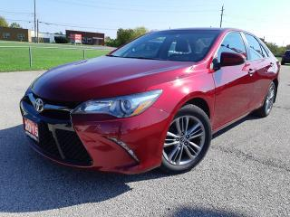 Used 2015 Toyota Camry SE for sale in Beamsville, ON
