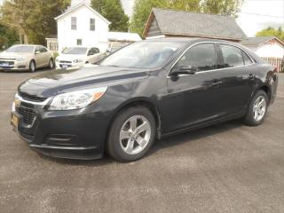 Used 2014 Chevrolet Malibu 1LT for sale in Omemee, ON