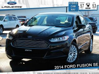 Used 2014 Ford Fusion Se Hybride Nav Cam for sale in Victoriaville, QC