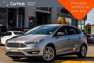 Used 2018 Ford Focus Titanium|Sunroof|Backup_Cam|Bluetooth|Heat Frnt.Seats|17