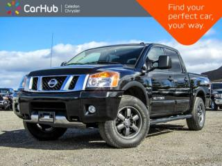 Used 2015 Nissan Titan SL|4x4|Navi|Sunroof|Bluetooth|Backup Cam|Leather|Heated Front Seats|20