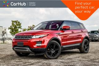 Used 2012 Land Rover Evoque Pure Premium|Navi|AWD|Pano Sunroof|Bluetooth|Backup Cam|Leather|19