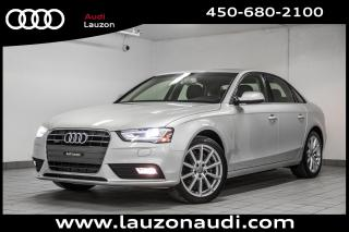 Used 2014 Audi A4 2.0t Progressiv Nav for sale in Laval, QC