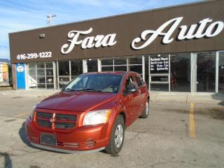 Used 2007 Dodge Caliber HB FWD for sale in Scarborough, ON