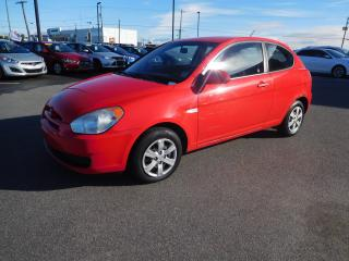 Used 2008 Hyundai Accent Gl,a-C,lecteur Cd for sale in Mirabel, QC