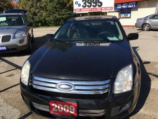 Used 2009 Ford Fusion SE for sale in Oro Medonte, ON