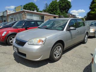 Used 2006 Chevrolet Malibu LS Auto for sale in King City, ON