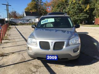 Used 2009 Pontiac Montana w/1SC for sale in Oro Medonte, ON