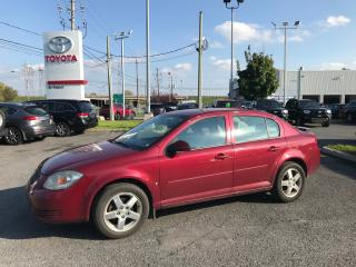 Used 2009 Pontiac G5 SE for sale in St-Hubert, QC