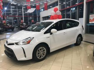 Used 2018 Toyota Prius V Base for sale in St-Hubert, QC