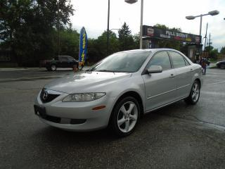 Used 2005 Mazda MAZDA6 GS Auto for sale in King City, ON