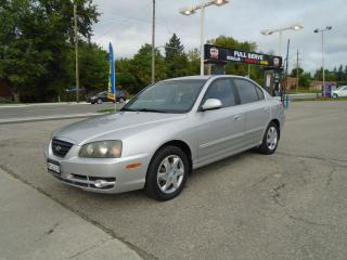 Used 2004 Hyundai Elantra GL AUTO & AIR for sale in King City, ON