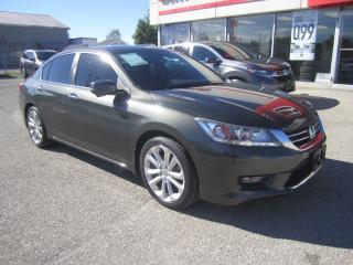 Used 2014 Honda Accord Touring for sale in Simcoe, ON