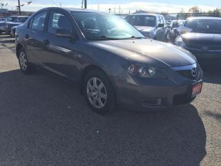 Used 2007 Mazda MAZDA3 GS, Certified, Warranty for sale in Woodbridge, ON