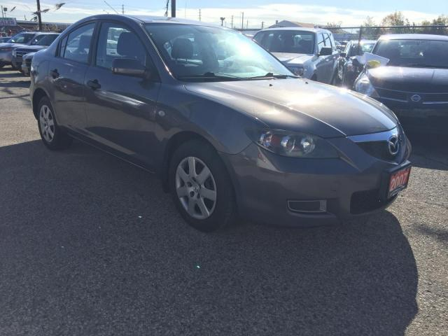 2007 Mazda MAZDA3 GS, Certified, Warranty
