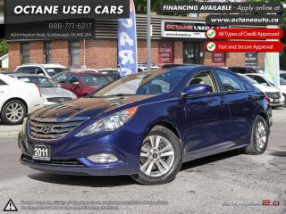 Used 2011 Hyundai Sonata GLS ACCIDENT FREE! ONE OWNER! for sale in Scarborough, ON