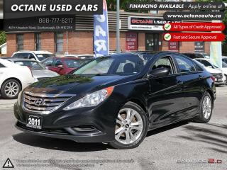 Used 2011 Hyundai Sonata GL ACCIDENT FREE! Ontario Vehicle! for sale in Scarborough, ON