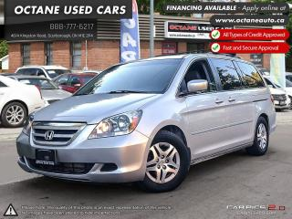 Used 2005 Honda Odyssey EX-L One Owner! Ontario Vehicle! for sale in Scarborough, ON