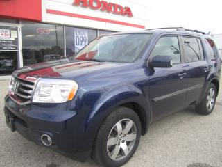 Used 2015 Honda Pilot Touring for sale in Simcoe, ON