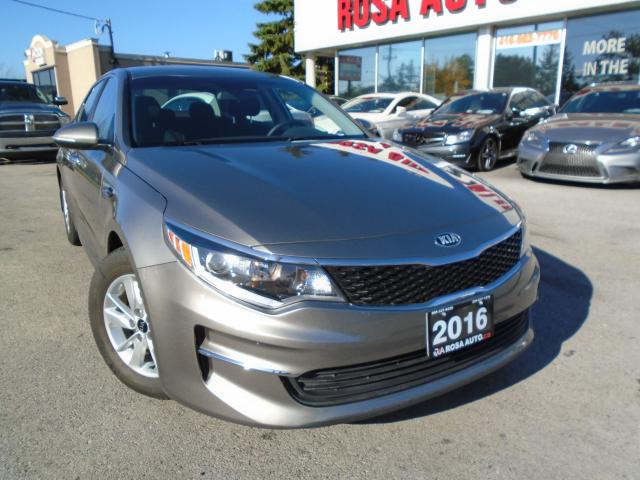 2016 Kia Optima LX GOOD FOR UBER  PL,PM,PW  LOW KM SAFETY AND E TE