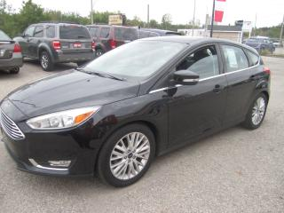 Used 2016 Ford Focus Titanium for sale in Simcoe, ON
