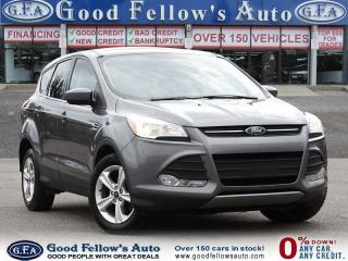 Used 2014 Ford Escape SE MODEL, REARVIEW CAMERA, 1.6 L ECO, HEATED SEATS for sale in Toronto, ON