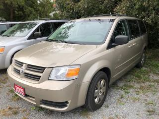 Used 2009 Dodge Grand Caravan SE for sale in Stouffville, ON