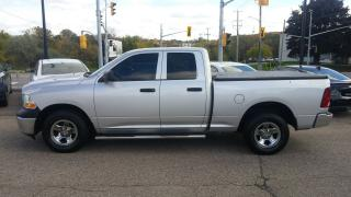 Used 2011 Dodge Ram 1500 QUAD CAB 4X4 for sale in Kitchener, ON