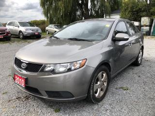 Used 2010 Kia Forte EX for sale in Stouffville, ON