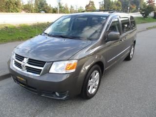 Used 2010 Dodge Grand Caravan SXT for sale in Surrey, BC