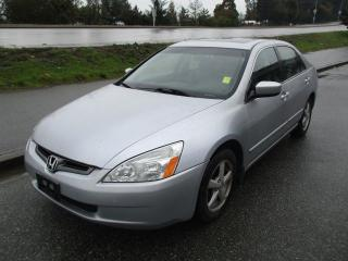 Used 2003 Honda Accord EX for sale in Surrey, BC