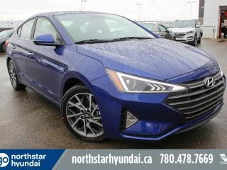 New 2019 Hyundai Elantra Luxury for sale in Edmonton, AB