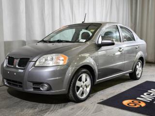 Used 2009 Pontiac G3 Wave LT for sale in Red Deer, AB