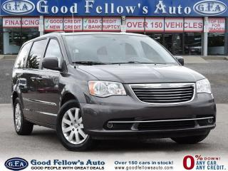 Used 2015 Chrysler Town & Country TOURING MODEL, 7 PASSENGER, REARVIEW CAMERA for sale in Toronto, ON