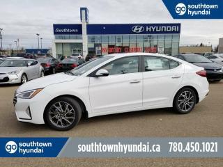 New 2019 Hyundai Elantra Luxury - 2.0L Leather, Bluelink, Forward Collision-Avoidance Assist for sale in Edmonton, AB