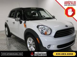 Used 2012 MINI Cooper GR ELECT A/C MAGS for sale in Laval, QC