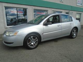 Used 2005 Saturn Ion Berline 4 portes, Ion 2 niveau moyen, bo for sale in St-Jérôme, QC