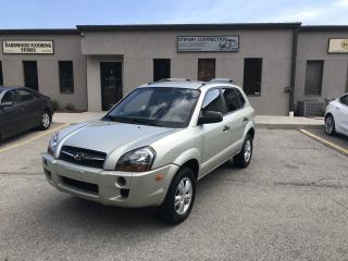 Used 2009 Hyundai Tucson GL, ONE OWNER, LOW MILEAGE! CERTIFIED for sale in Burlington, ON