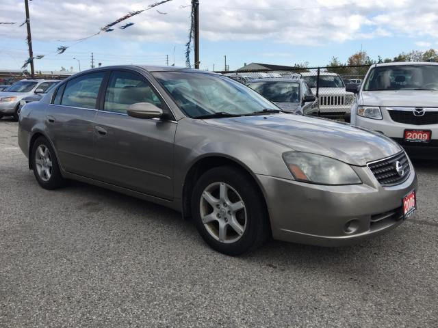 2006 Nissan Altima 2.5 S, Brand New Winter Tires, Certified, Warranty
