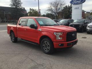 Used 2016 Ford F-150 XLT Sport | 4X4 | One Owner | Boxliner for sale in Harriston, ON